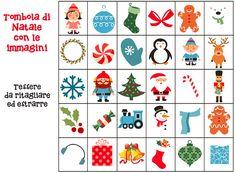 Tombola di Natale dei bambini