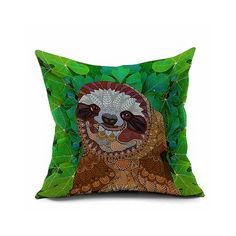 Cotton Flax Pillow Cushion Cover Comprehensive BZ263