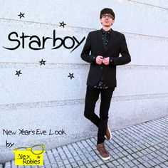 Speak with Fashion: Starboy (New Year's Eve Look) en mi blog: https://alexurbanpop.com/2016/12/31/fashion-starboy-new-year-eve/