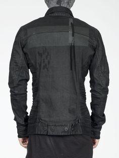 Denim jacket interpretation