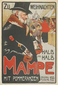 Mampe von Hans Lindenstaedt, um 1900