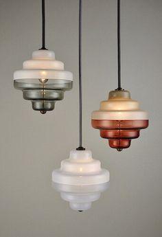 Glass Lighting Ceiling Lamp, Ceiling Lights, Smoke Design, Vacuum Forming, Design Consultant, Hand Blown Glass, Restoration, Lighting, Ceiling Lamps