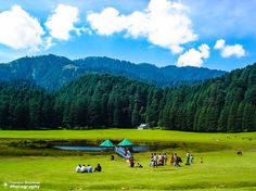 Kashmir, A Heaven of India