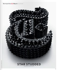 The New York Times Style Magazine - Studded