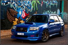 XT666 Genuine JDM STi Forester in Australia - Page 9 - Subaru Forester Owners Forum