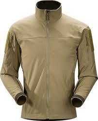 Kit Up Arcteryx Combat Jacket