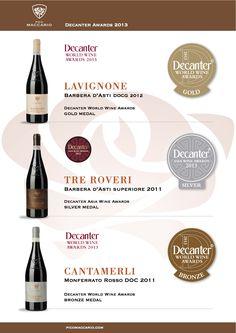 #decanter #World #Wine #Awards 2013 #picomaccario #wines #winelovers
