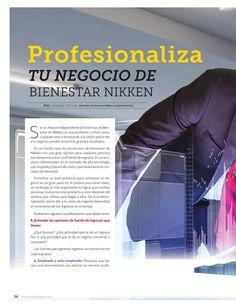 Revista Nikken Edición 72 | PDF to Flipbook