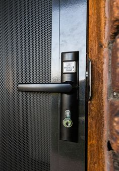 prowler proofu0027s protec security screen gives you views and will let plenty of light into