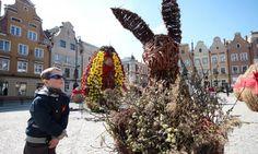 Easter in Grudziądz city