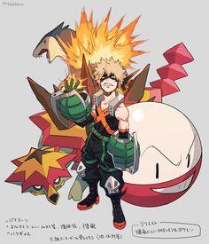 My Hero Academia Memes, Hero Academia Characters, Boku No Hero Academia, Anime Characters, Oc Pokemon, Pokemon Memes, Cute Pokemon, Pokemon Crossover, Anime Crossover