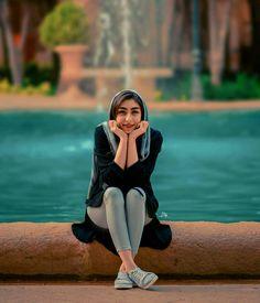 persian fasion-iranian woman Persian People, Persian Girls, Beautiful Profile Pictures, Best Profile Pictures, Iraqi Women, Beautiful Hijab Girl, Persian Beauties, Iranian Women Fashion, Muslim Beauty