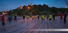 Nocne Bieganie czyli Night Runners w Płocku!