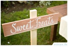 Single Plank Wood Signs by LHCalligraphy on Etsy, $34.00
