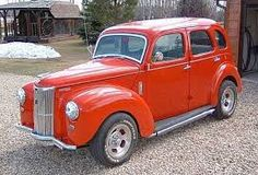 Image result for images of 1949 ford prefect Ford Motor Company, Hot Rods, Classic Cars, Automobile, The Past, English, Trucks, Awesome, Vehicles
