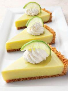 Vegetarian Low FODMAP Recipe  and Gluten Free Recipe - Lime pie