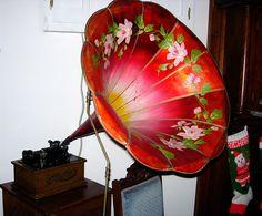 Edison Phonograph, via Flickr.