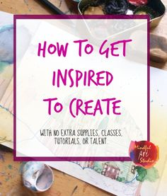 get inspired to make