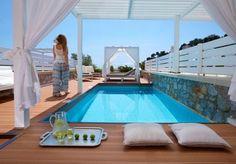 Luxus-Inselurlaub auf Skiathos – inkl. Weinflasche im Zimmer, Halbpension