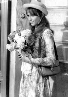 Style Spotlight: Anna Karina via Anna Karina, Divas, French New Wave, French Style, Timeless Beauty, Classic Beauty, Vintage Beauty, Lady, My Idol