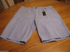 Men's RARE 36 Modern Amusement walk casual shorts CROW blue school surf skate #ModernAmusement #shorts
