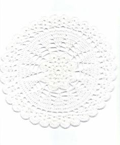 Crochet Doily Lace doilies Table decoration by TheDoiliesEmporium