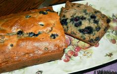 Cooking On A Budget: Sour Cream Blueberry Bread