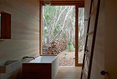 Una casa para convivir con la naturaleza
