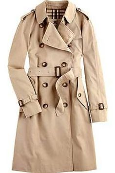Burberry Brit ...my life's goal is to have a closet of nothing but ...
