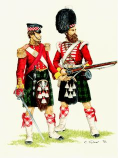an overview of the black watches if the scottish army 9092015 the royal family from 1066 until today discuss this video:   research.