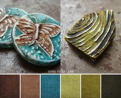 Art Bead Scene Blog: Art Bead Palette :: Humblebeads