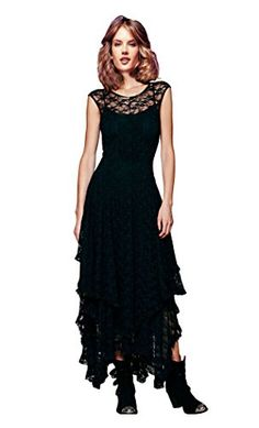 See our new post (CA Mode Women's Sleeveless Floral Lace Tiered Long Irregular Party Dress) which has been published on (Explore the World of Steampunk) Post Link (http://steampunkvapemod.com/product/ca-mode-womens-sleeveless-floral-lace-tiered-long-irregular-party-dress/)  Please Like Us and follow us on Facebook @ https://www.facebook.com/steampunkcostume/