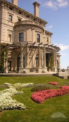 The Breakers Newport, Rhode Island