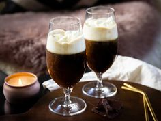 Irish Coffee, Smoothie Drinks, Smoothies, Alcoholic Drinks, Cocktails, Red Wine, Martini, Frozen, Food