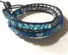 Wrap bracelets are a stylish staple to dress up your everyday attire, and the easy-to-follow pattern for the Boho Chic Beaded Wrap Bracelet is one of the best.