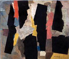 'Genesis' (1962) by Paul Horiuchi