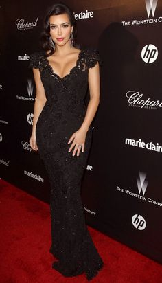 Kim Kardashian love this dress