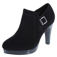 Add a chic touch to any look with the Riki Bootie from Fioni!
