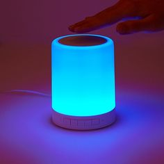 Color-Changing Touch Speaker The Best 2018 Gifts For Teens (That Will Prove You Actually Know Wish List For Teens, Cool Gifts For Teens, Birthday Gifts For Teens, Gifts For Boys, Gifts For Her, Teen Birthday, 16th Birthday, Birthday Ideas, Teen Christmas Gifts