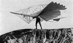 FLYING MACHINES - Otto Lilienthal