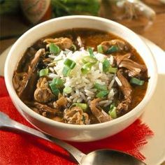 Duck and Oyster Gumbo Recipe | MyRecipes.com