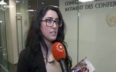 """NEW YORK—Kurdish Yezidi activist Pari Ibrahim addressed the United Nations Security Council on Wednesday about the massacres committed against her people by the Islamic State (ISIS) and the UN inaction to such a tragedy.   """"They did not promise anything, but in the speech I gave today..."""