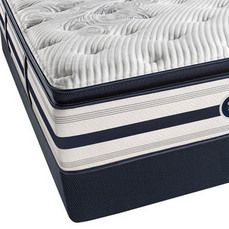 Queen Sleep Inc by Corsicana 280 Double Sided Pillow Top Mattress