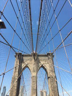 Brooklyn Bridge, New York, Travel, New York City, Viajes, Destinations, Traveling, Nyc, Trips