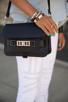 I want!! Proenza Schouler Ps11 bag