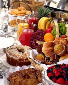 Breakfast buffet brunch 34 New Ideas Breakfast And Brunch, Gourmet Breakfast, Breakfast Buffet, Sunday Brunch, Best Breakfast, Breakfast Bowls, Birthday Brunch, Brunch Party, Brunch Wedding