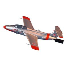 The Aero L-29 Delfín (Maya) is a military jet trainer aircraft that became the standard jet trainer for the air forces of Warsaw Pact nations in the 1960s. It was Czechoslovakia's first locally designed and built jet aircraft.