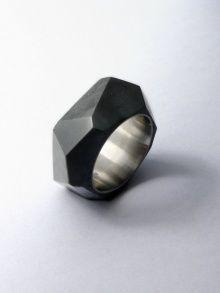 Concrete Rock Ring