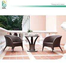 Especial design swivel varanda ao ar livre móveis