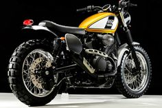 Yamaha XV950 Scrambler |